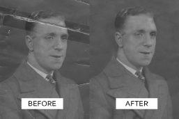 photo repairing